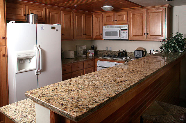 Countertop Options For Kitchens : Available through Surfaces by TileCraft Inc. in Frankfort, MI.