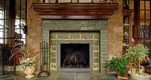 Fireplaces - TileCraft, Inc.